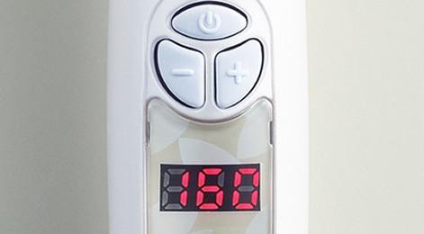 デジタル温度表示ディスプレイ
